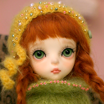 doll bjd resin bisque leledoll leejaeyeon
