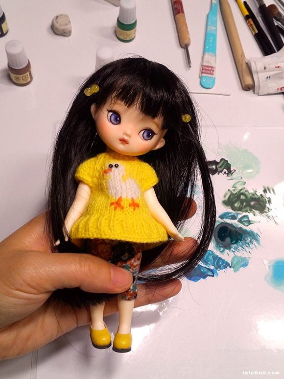 doll bjd resin ori pocket leledoll leejaeyeon