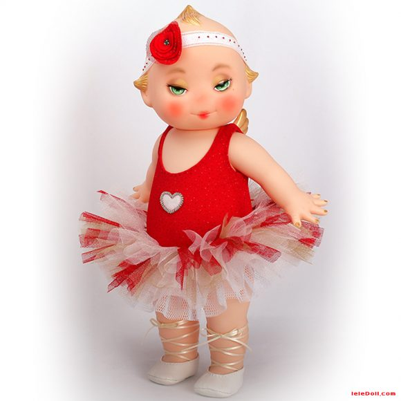 doll custom kewpie leledoll leejaeyeon dancer red