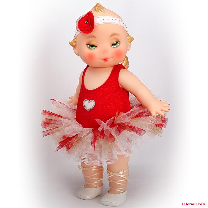 doll custom kewpie leledoll leejaeyeon dancer red