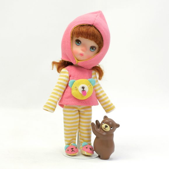 doll bjd resin leledoll goguma little bear leejaeyeon